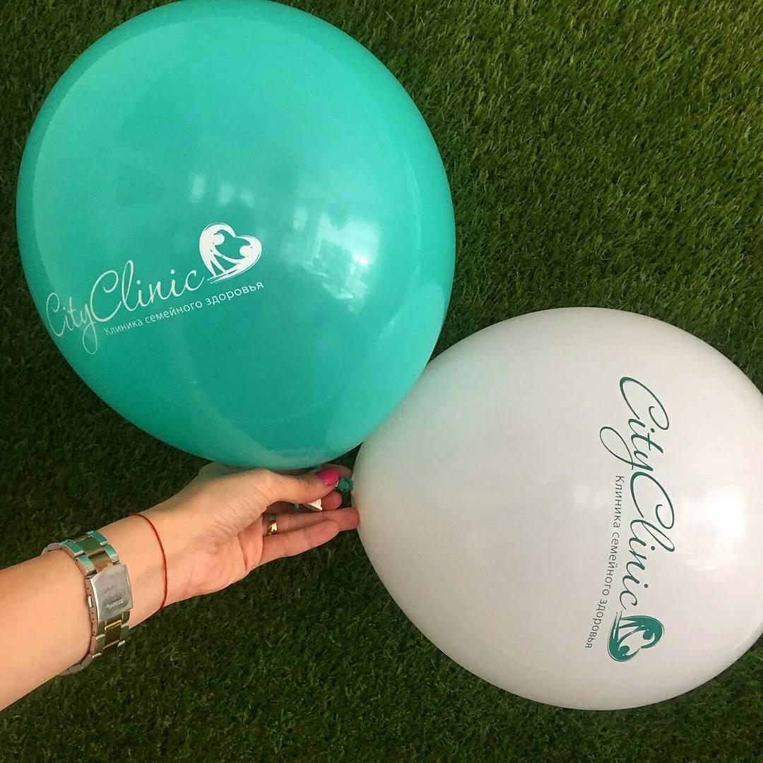Печать на шариках