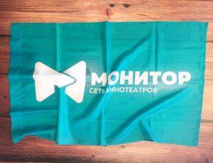 Флаг для сети кинотеатров